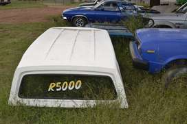 Ford Courier Canopy
