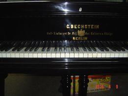 Fortepian Bechstein po generalnym remoncie