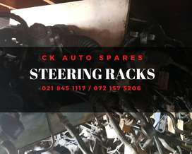 Steering racks for sale for most vehicles make and models.