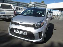For Hire - Kia Picanto