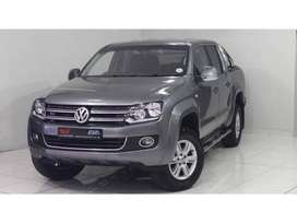 2015 Volkswagen Amarok 2.0BiTDI Double Cab Highline 4Motion Auto For S