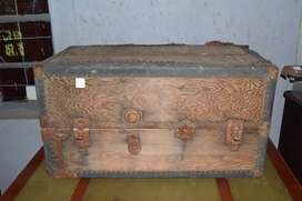 Travel Trunk with original latches