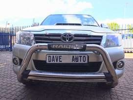 2014 Toyota Hilux Extended cab diesel