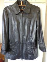 Женская кожаная куртка размер 50-52
