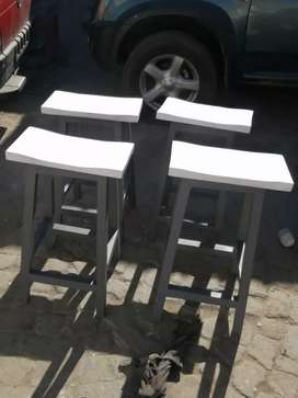 Office furniture and bar stools