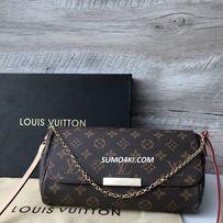 Женская сумка клатч Louis Vuitton Favorite Фаворит