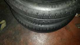 2 Good year Tyres, 265/50/20, (M+S)in good condition