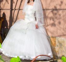 Продажа или прокат счастливого свадебного платья