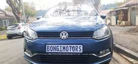 VOLKSWAGEN POLO 6 TSI 1.2 WITH SERVICE BOOK