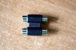 Штекер для удлинителя аудио кабеля jack-jack джек 1