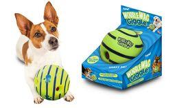 Мяч для собак Wobble Wag Giggle Хихикающий мяч