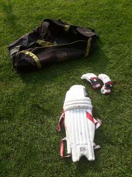 Bs cricket kit without bat