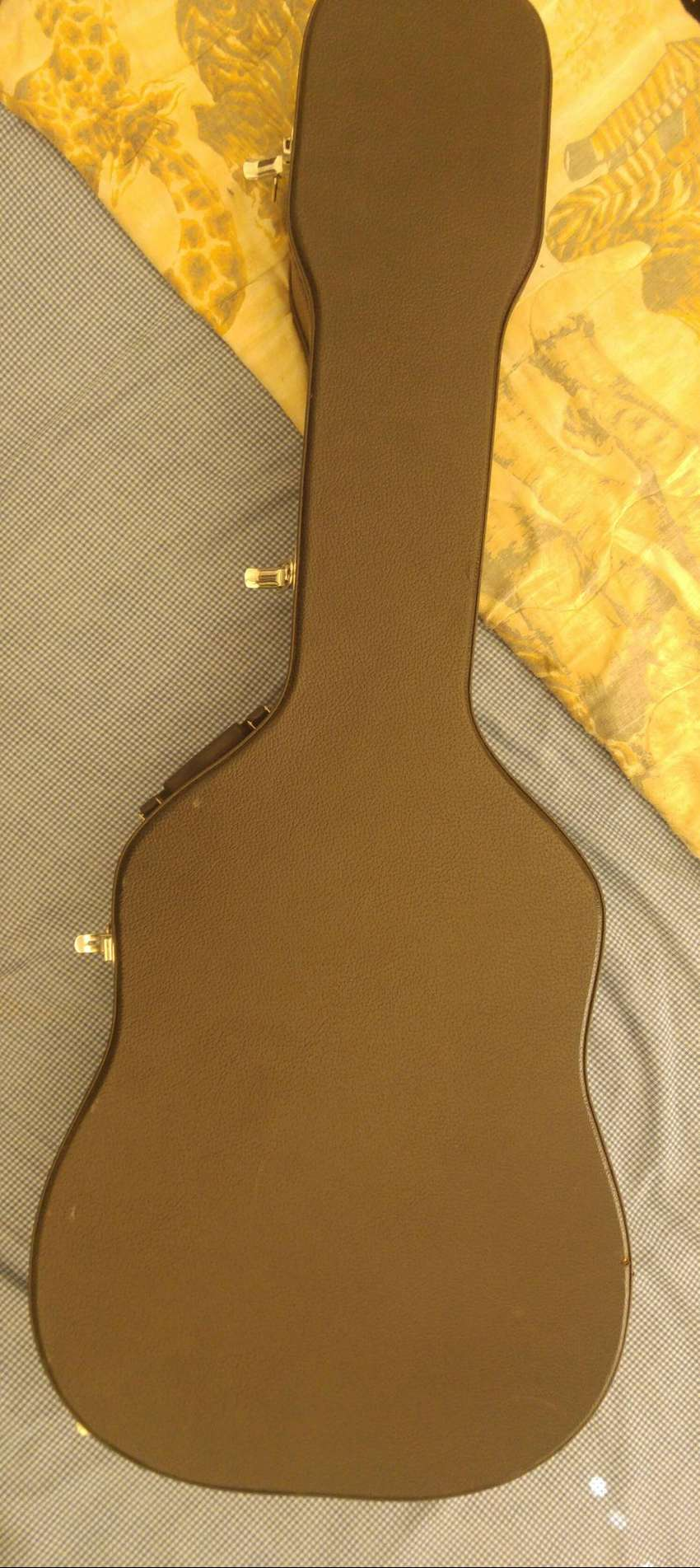 Stagg Acoustic Guitar case for sale 0