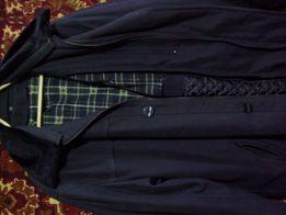 Мужская осенне-зимне-весенняя куртка 56р.
