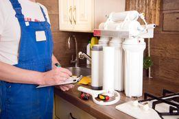 Мастер по замены фильтров для воды