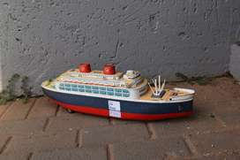 Extremely Rare Antique Toy Boat
