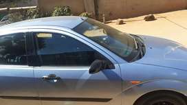 I'm selling ford focus Sudan papers in oder start and go or swarp