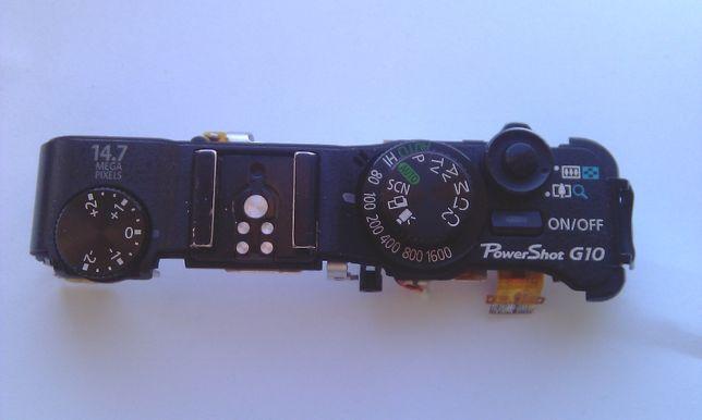 Для Canon g10 вернхня планка Львов - изображение 1