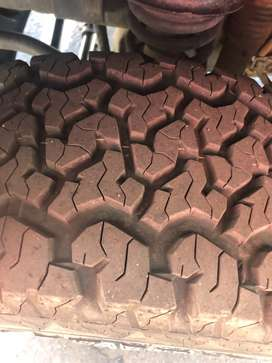 Jeep wrangler mags and tires