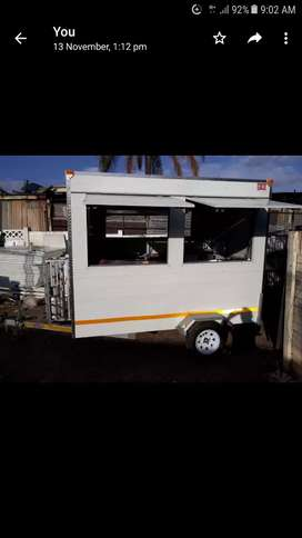 Mobile kitchen and mobile fridge moblie toilet mobile bar moblie