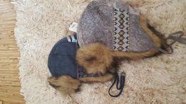 Зимние шапки на мальчика польской фирмы Tutu,объем 48-52,52-54,54