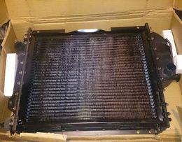 Радиатор водяной МТЗ, Д-240 (Медный Алюминиевый) Производства Беларусь