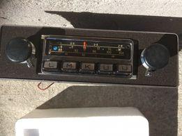 Radio samochodowe Blaupunkt antyk