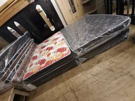 Double Bed special priceR1100