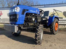 Краще за мототрактор, справжній 24 кс трактор ( бензопилка в подарунок