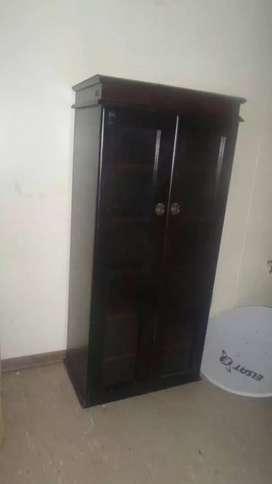 book case with glass door for sale