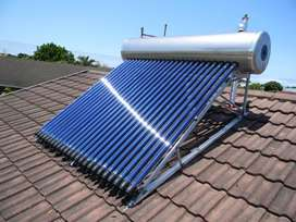 we are selling solar geysers