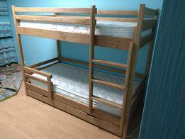 Ліжко двохярусне трансформер