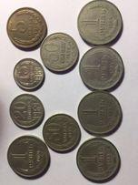 Колекционные монеты СССР