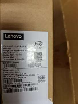 "Lenovo Ideapad Gaming 3 Onyx Black 15.6"" (Sealed in Box)"