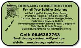 For All Your Building Solutions