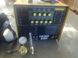 TIG welding machine for sale