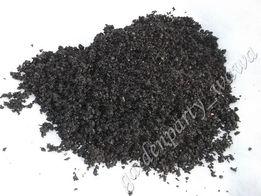 Grys żwirek piasek BAZALTOWY akwarystyczny czarny, bazalt 0-2mm