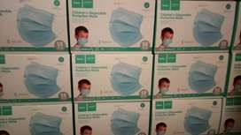 3ply masks Kids and Adults