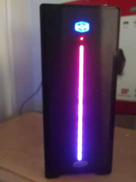 FORENITE I5 CORE GAMING PC RX470 4GB