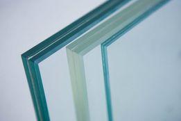 Szkło bezpieczne na balustrady matowe VSG 44.1 laminowane klejone