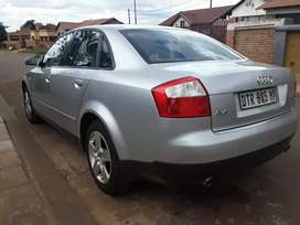 Preowned second hand audi