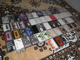 Аудио кассеты,аудиокассеты разные.