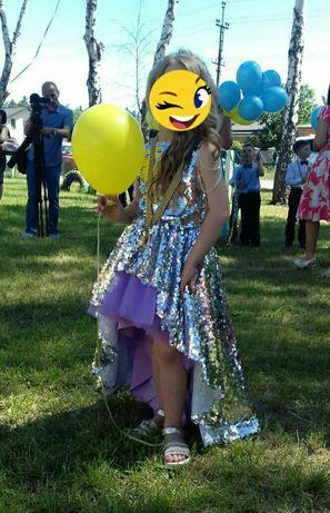 Мега шикарне плаття, прокат, випускне плаття