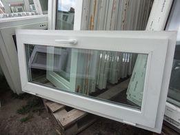 Okna PCV sz 120 x 60 w TRANSPORT