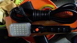 Lampa warsztatowa samochodowa 10m przewod