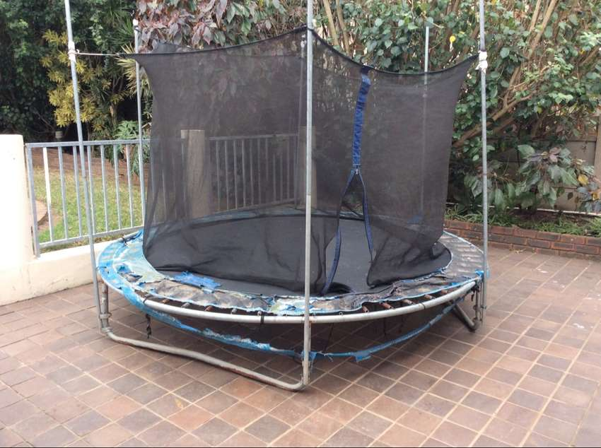 trampoline for sale R500 0