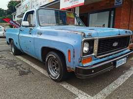 1974 Chev C10 Pick-up bakkie s/c