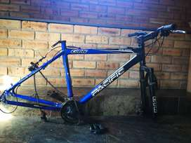 19 inch pacific gtr bicycle frame