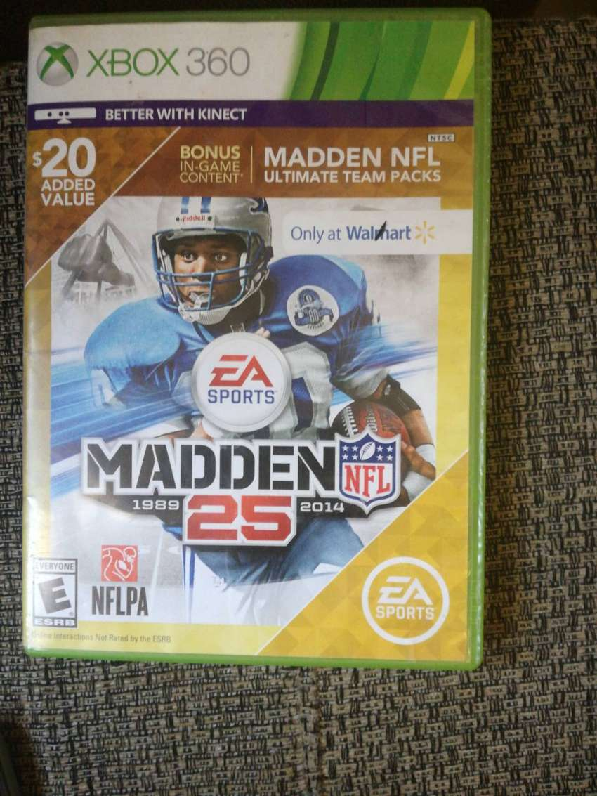 Madden 25 American Football ( Xbox 360) 0