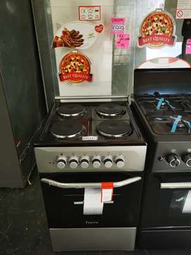 Brand new 4 plate electric stove